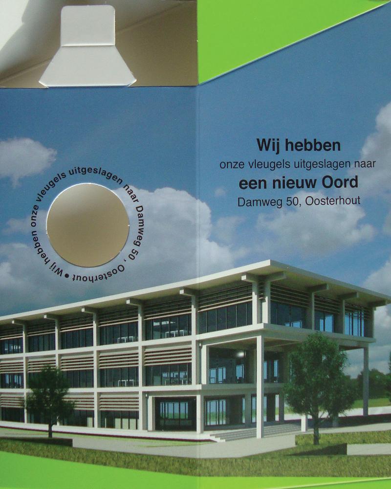 Martens en Van Oord | Verhuismailing & Kerstkaart