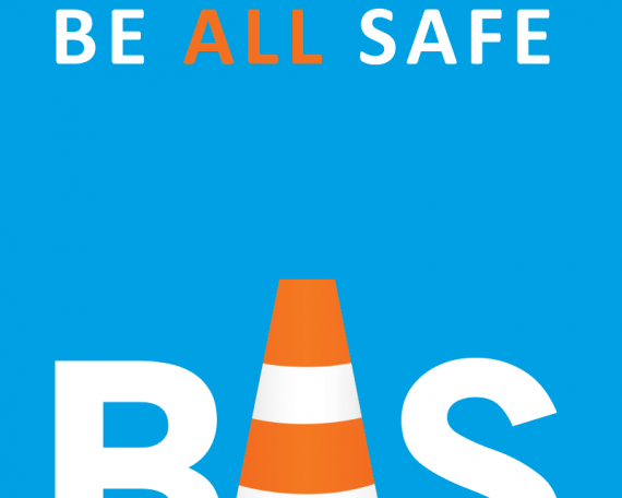 CrossOver | Be All Safe (BAS) | Logo