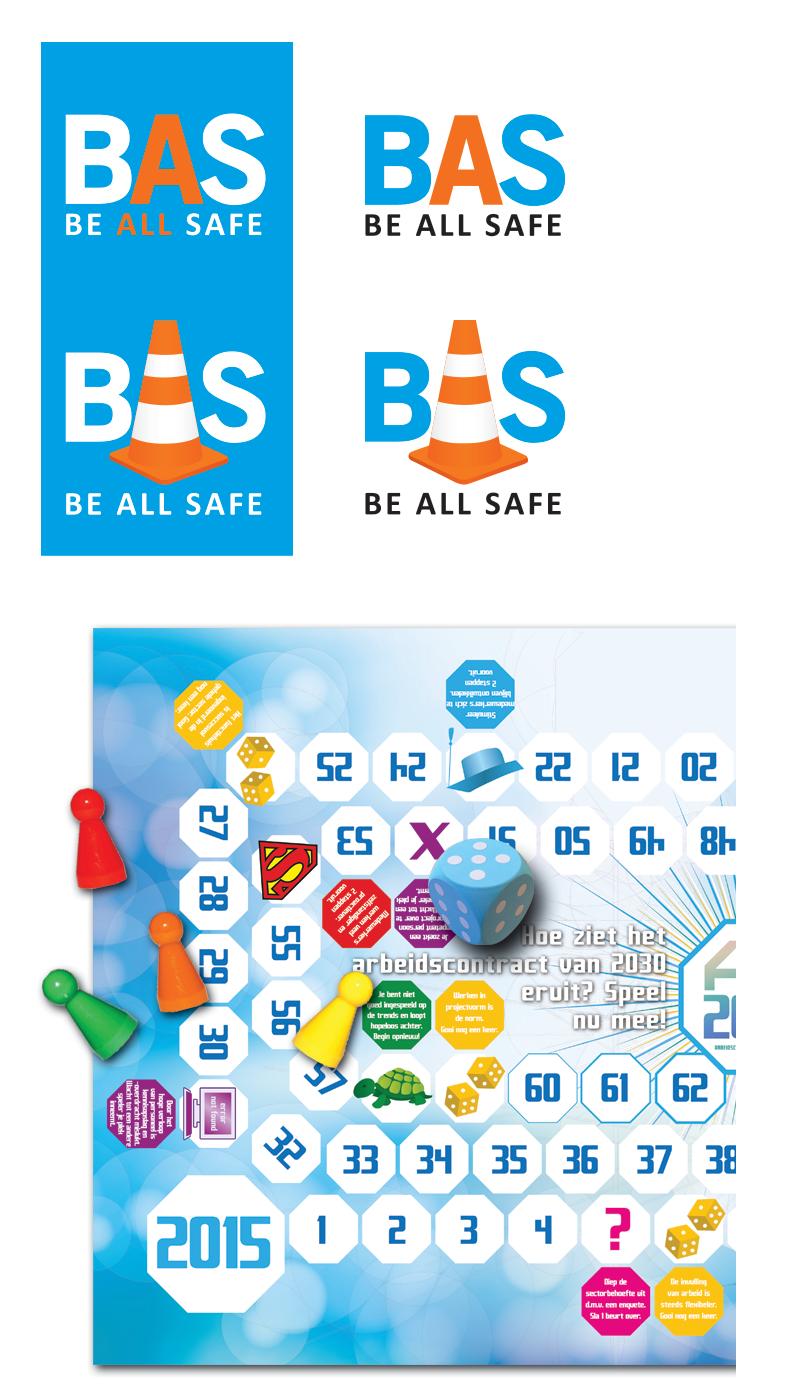 BAS logo - Veiligheid op de Werkvloer en Arbeids Contract 2030