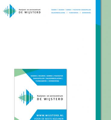 De Wijsterd | Briefpapier, advertenties