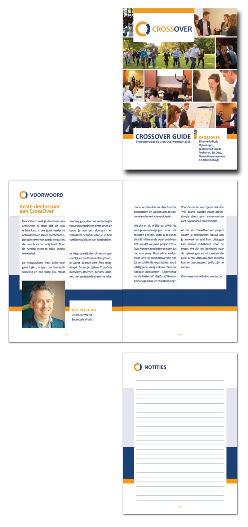 CrossOver Guide - brochure
