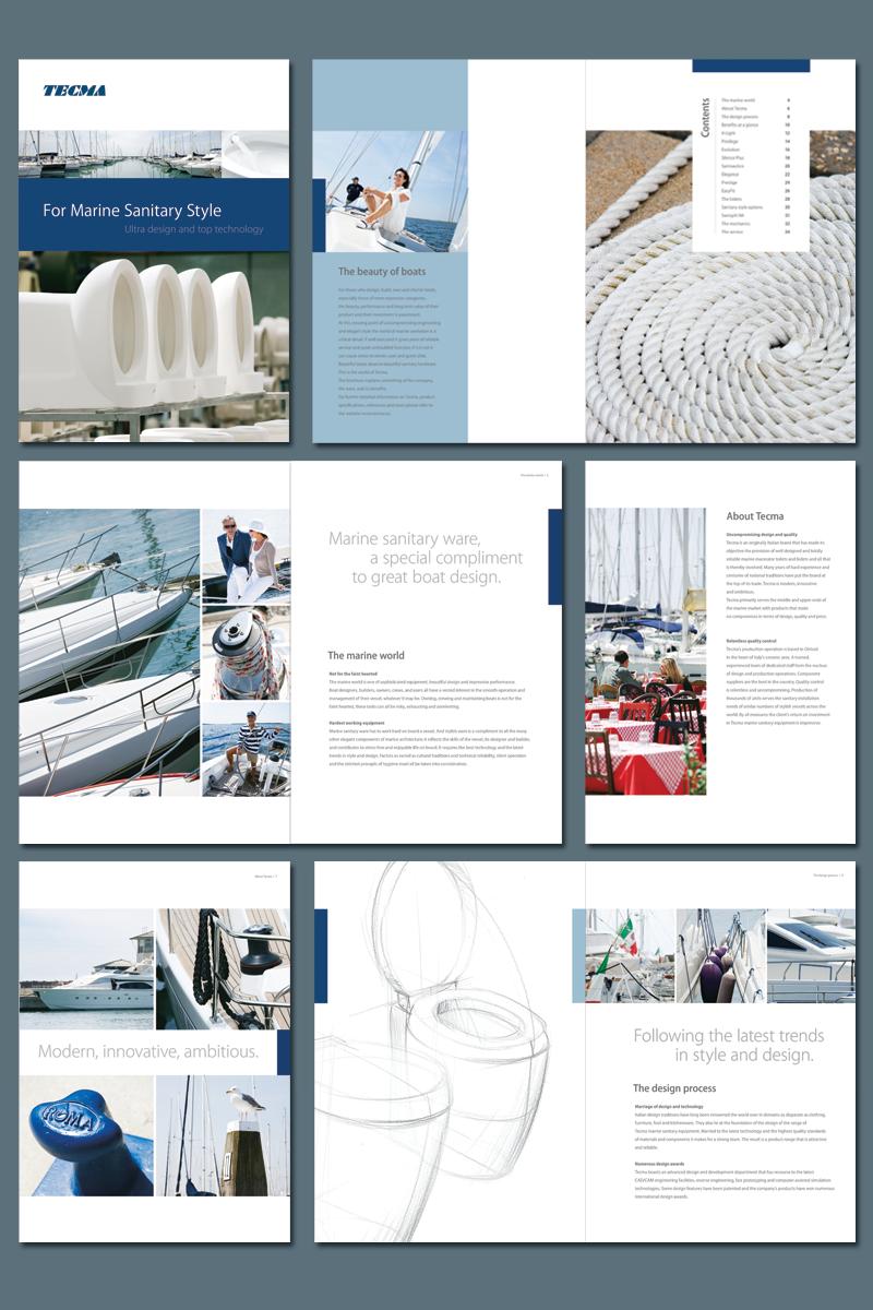 Tecma Brochure Catalogus